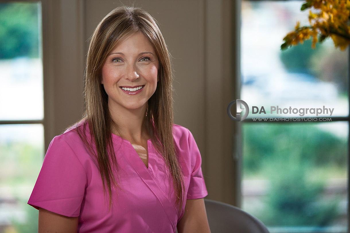Corporate Portrait - Dental Office - DA Photography