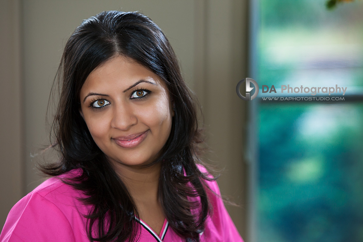 Dental Office Corporate Portrait - DA Photography
