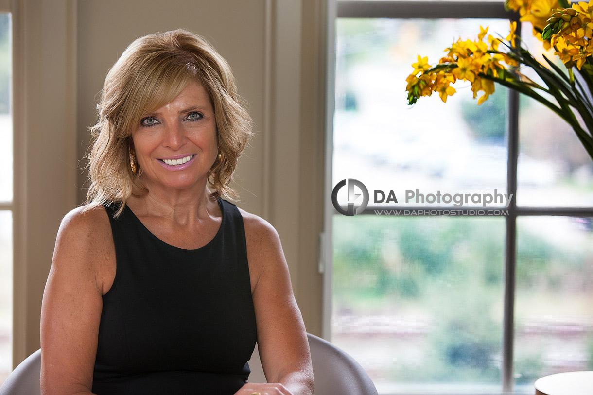Joanne Kerhoulas - Dental Office Corporate Portrait - DA Photography