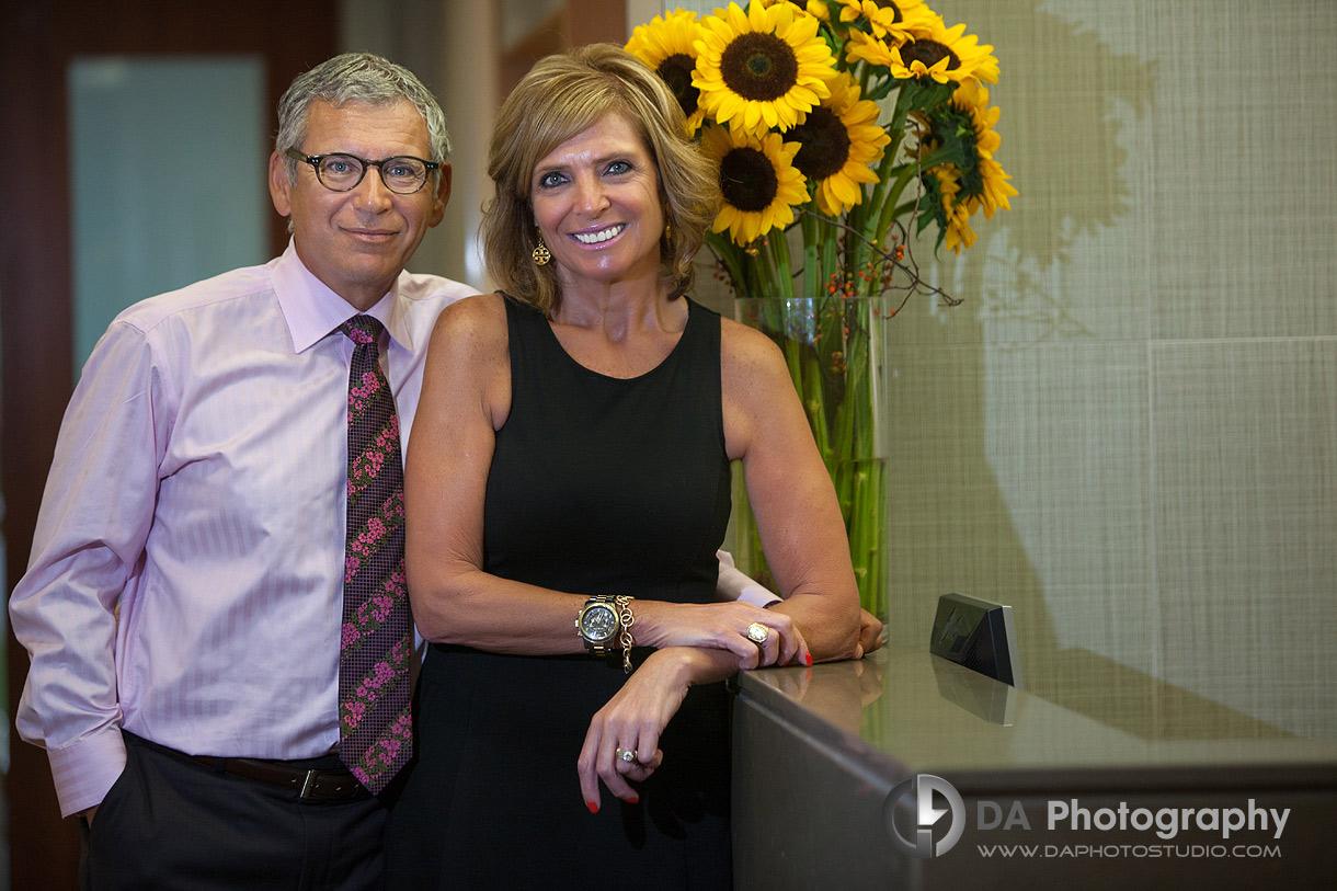Joanne & Dr Gary Kerhoulas looking fabulous! - DA Photography