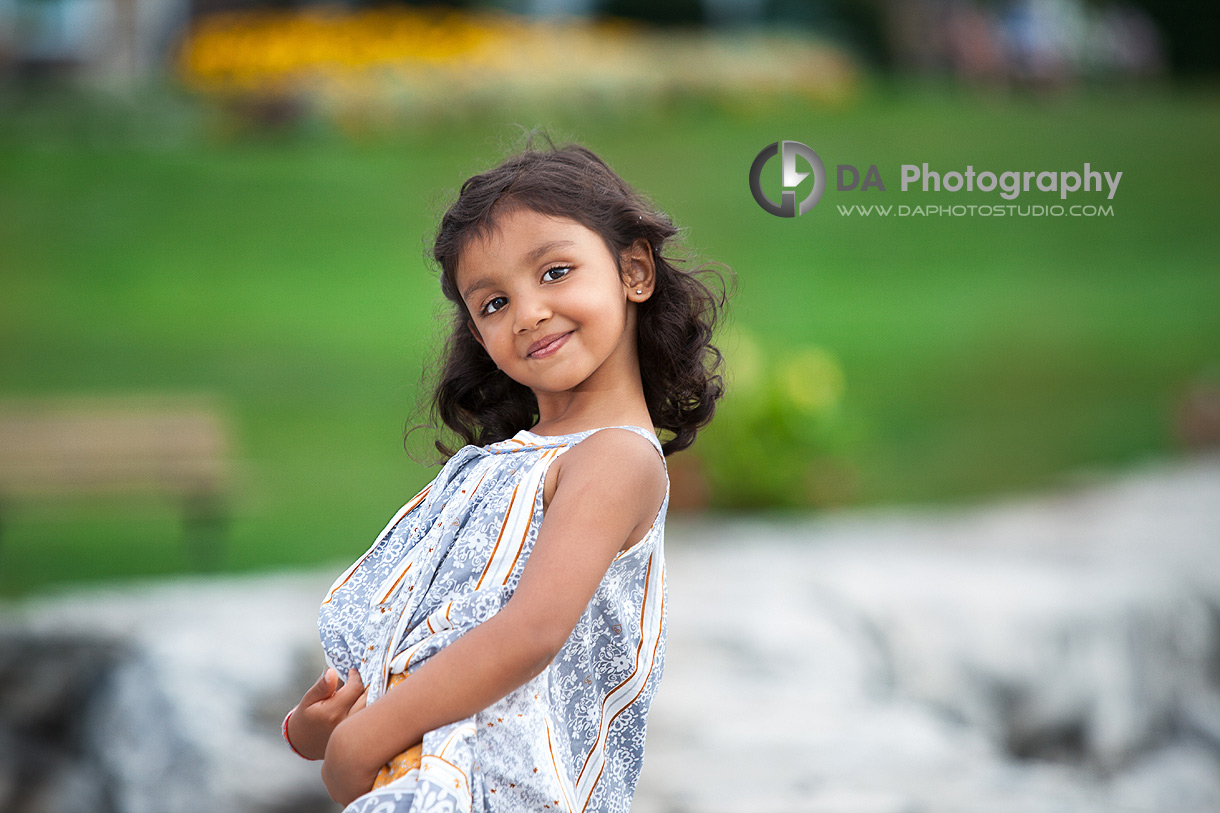 Ready for the camera now! - Children Photography by DA Photography