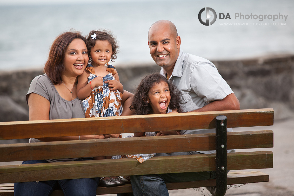 Finally a hint of a smile! - Family Photography by DA Photography