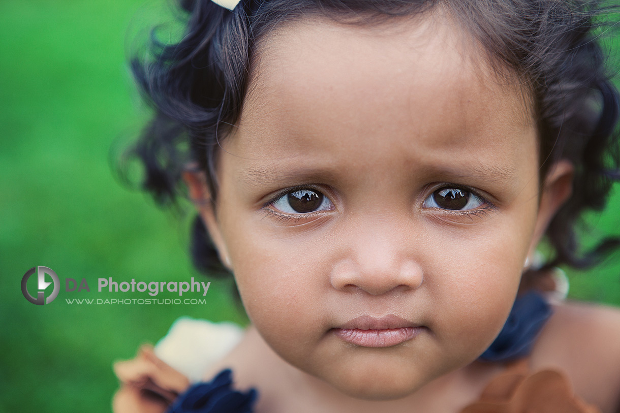 So much thought behind this expression - Children Photography by DA Photography