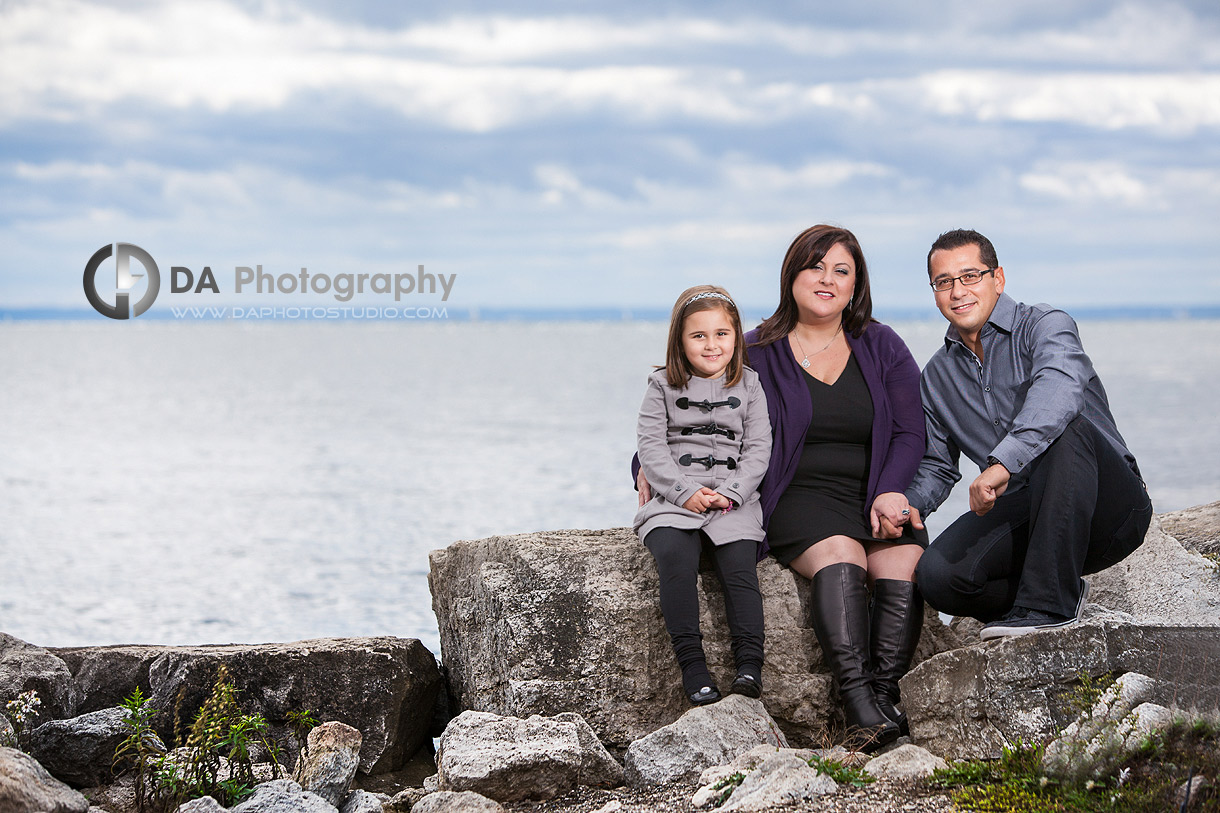 Taking advantage of the landscape - DA Photography - Family Photography