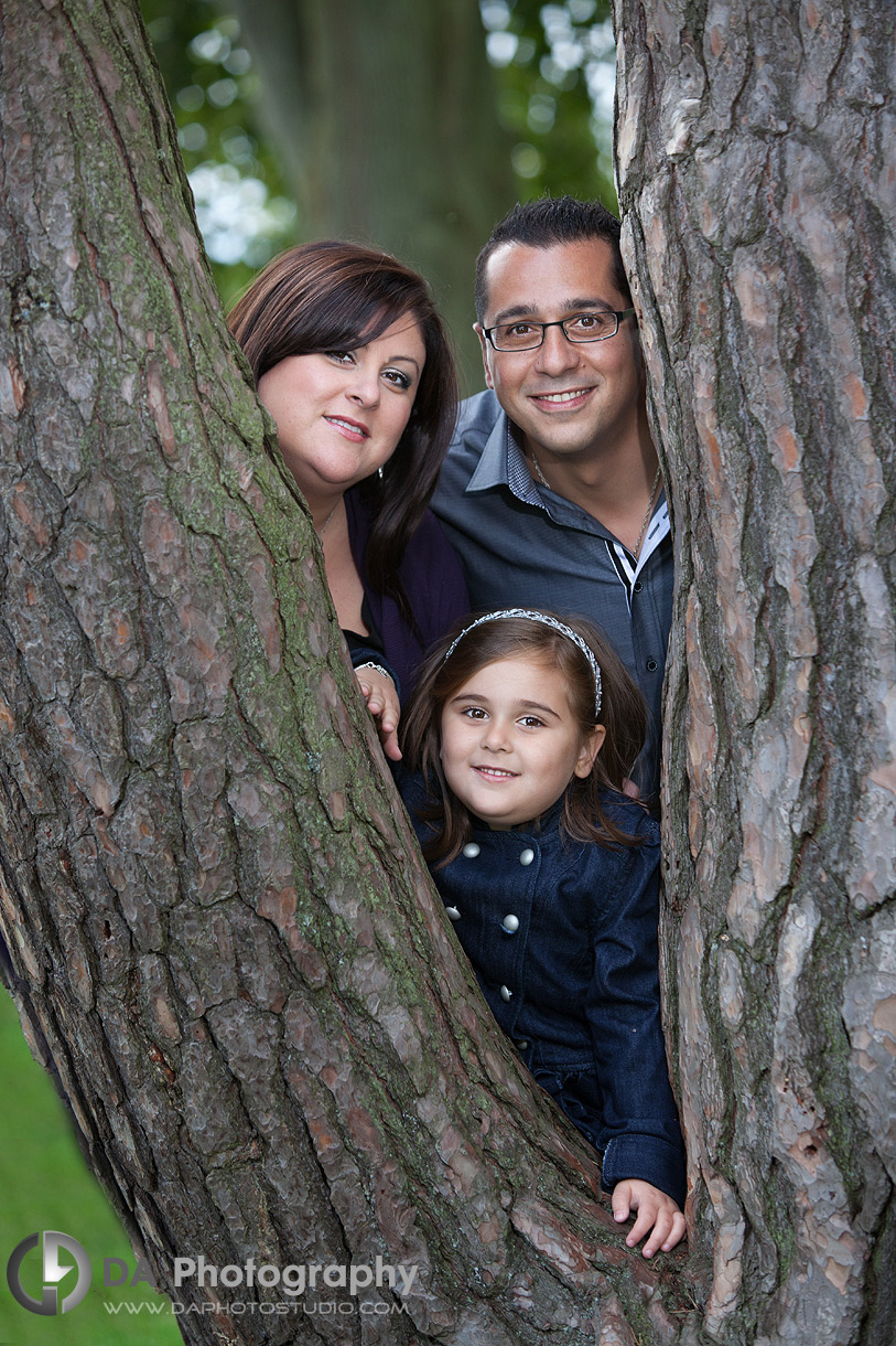 Even adults have fun in a tree - DA Photography - Family Photography