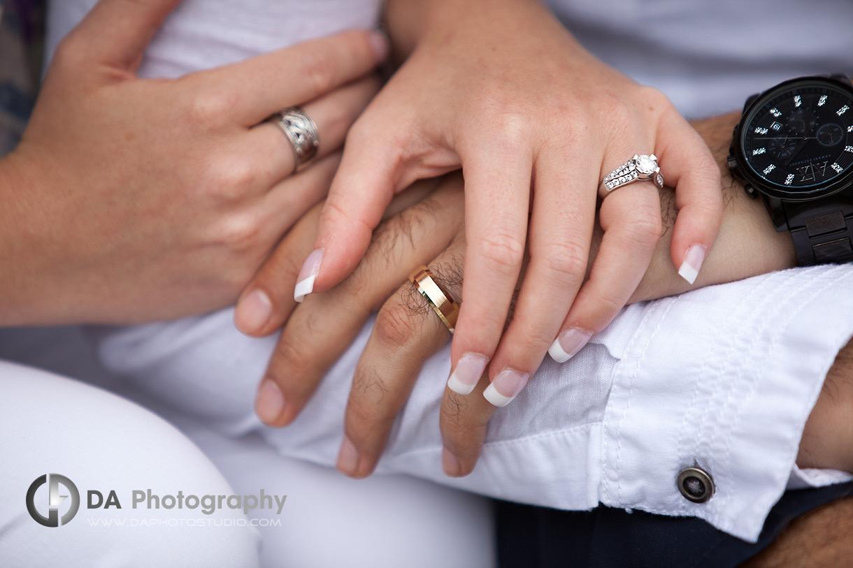 The rings - Wedding photographer