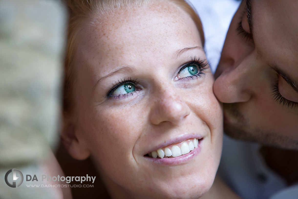 The look of Love - Engagement photographer