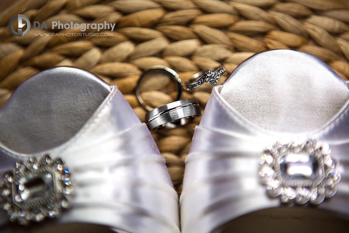 Fine Wedding Details - DA Photography - Wedding Photographer