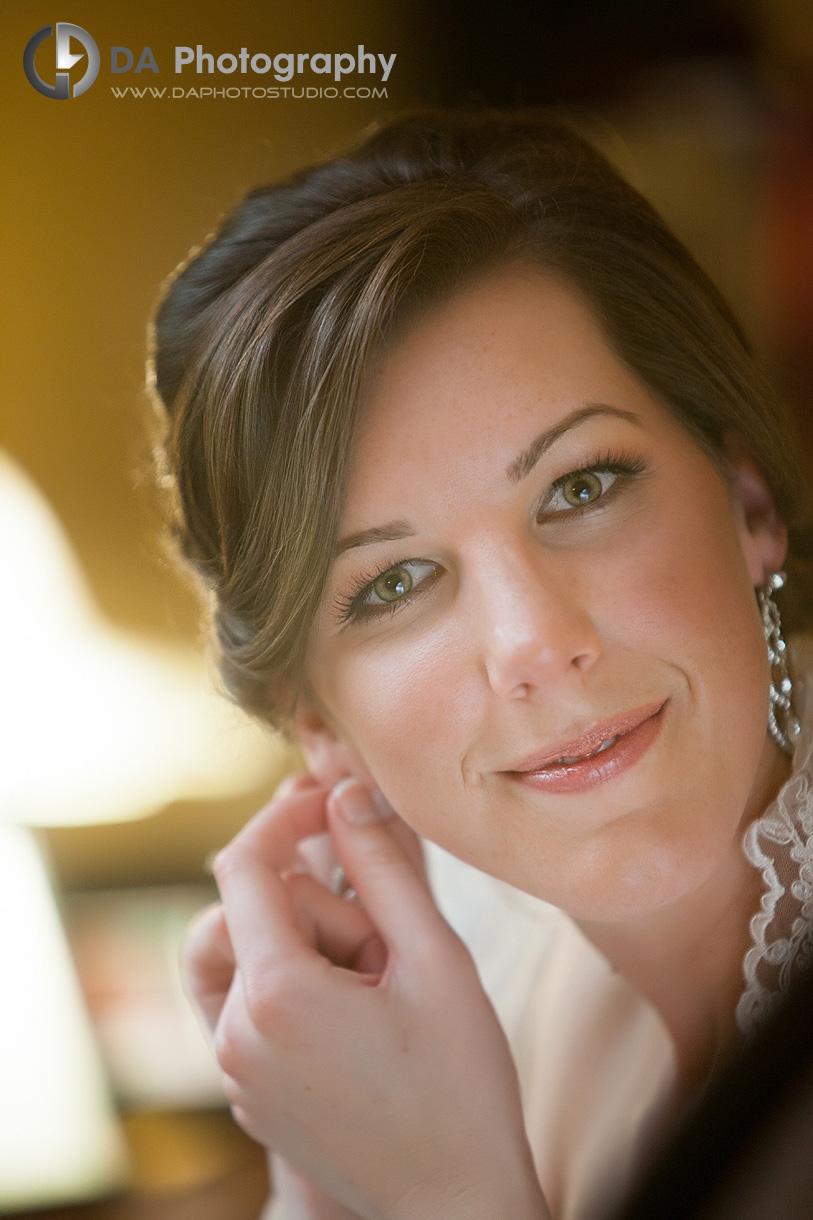 Final Touches - DA Photography - Wedding Photographer