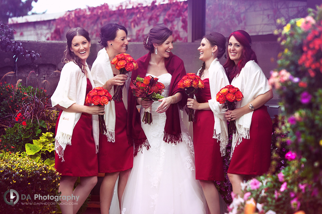 Bursting with Excitement - DA Photography - Wedding Photographer