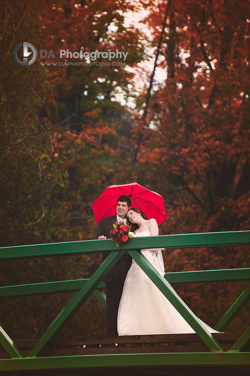 No Weather is Bad Weather - DA Photography - Wedding Photographer