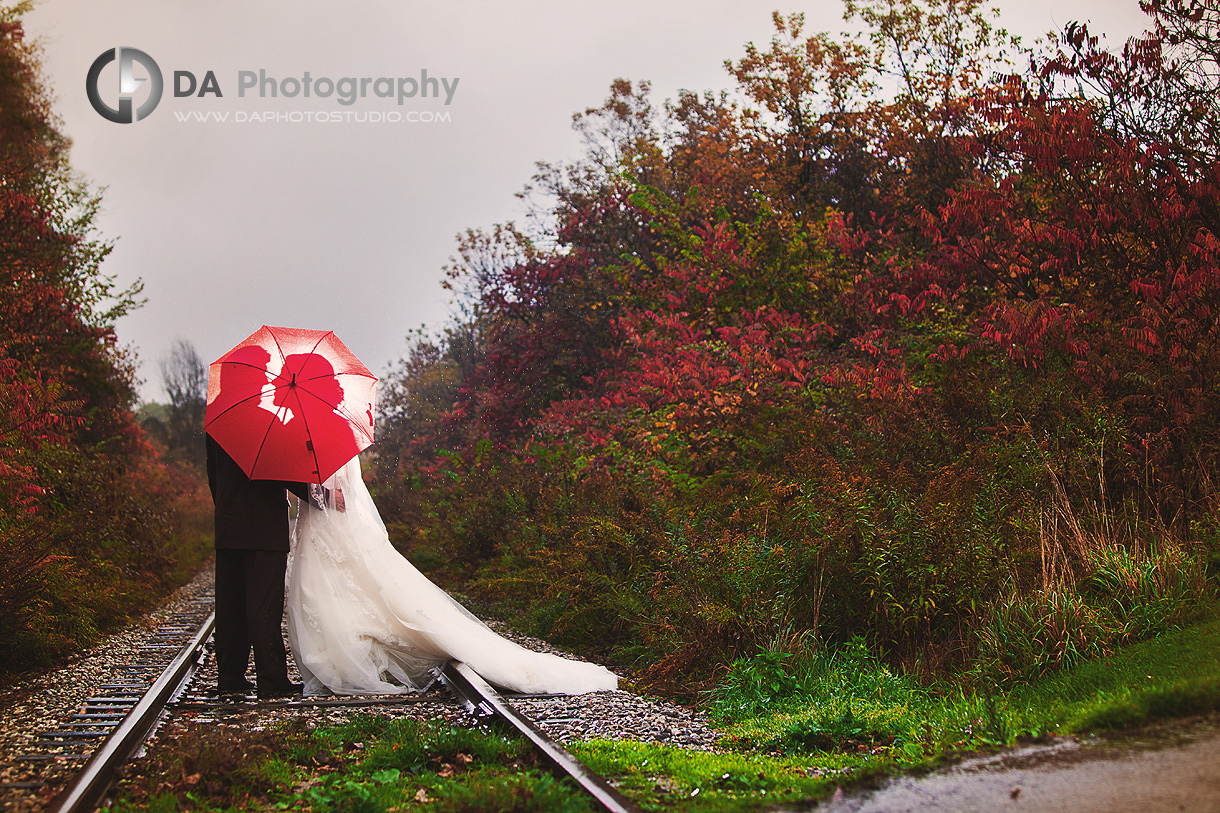 Private Moment for the Newlyweds- DA Photography - Wedding Photographer