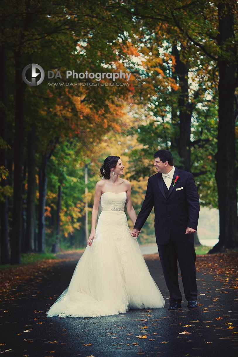 Walk in the Woods - DA Photography - Wedding Photographer