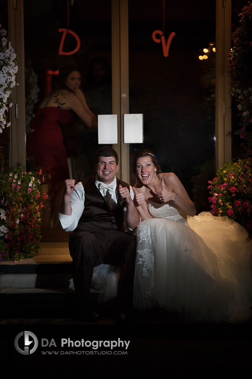 Couldn't Enjoy Themselves More!- DA Photography - Wedding Photographer