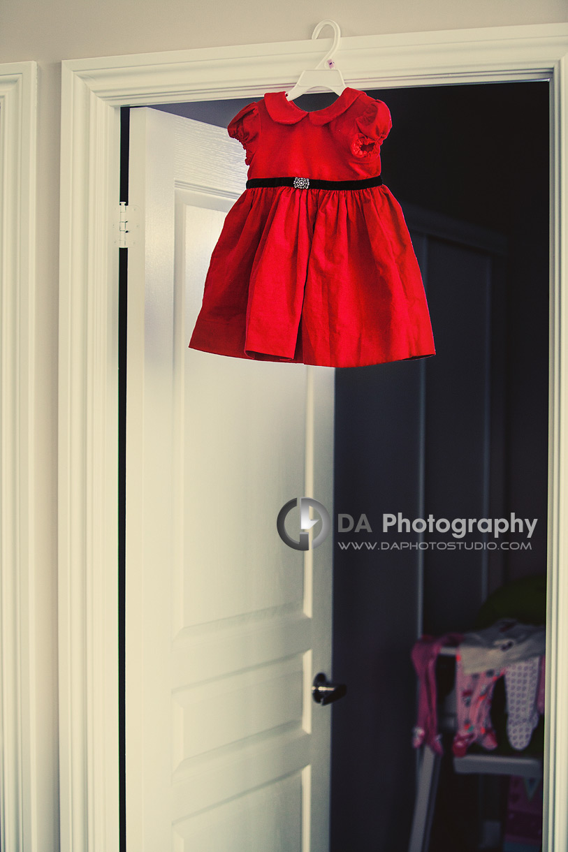 Baby's 1st Christmas dress - Christmas Session - Children Photographer