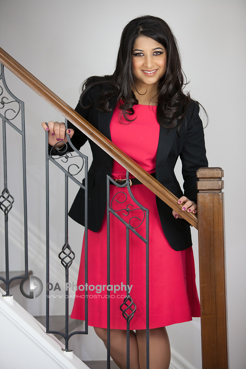Real Estate Agent Portrait Casual Profile - Corporate Photographer