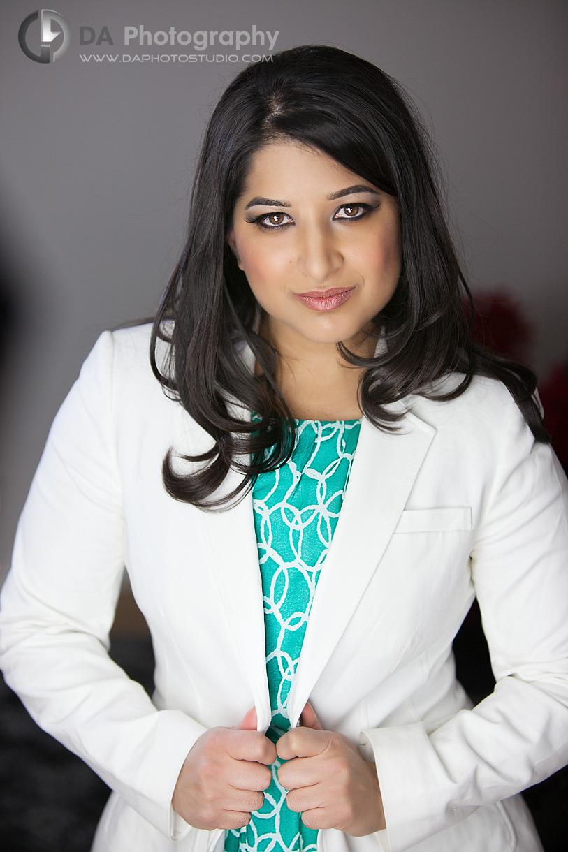 Corporate Portrait Business Woman Clamp Shells lighting - Corporate Photographer