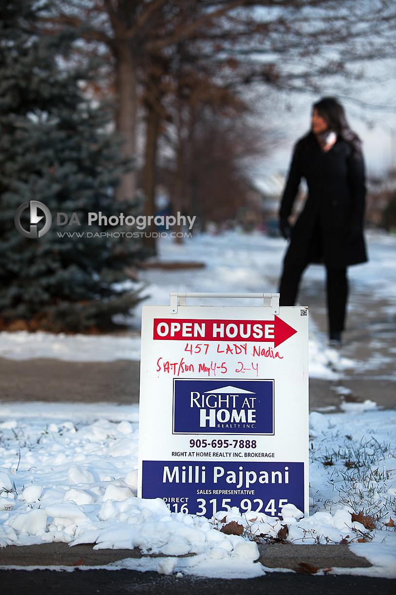 Real Estate Agent Portrait - Corporate Photographer