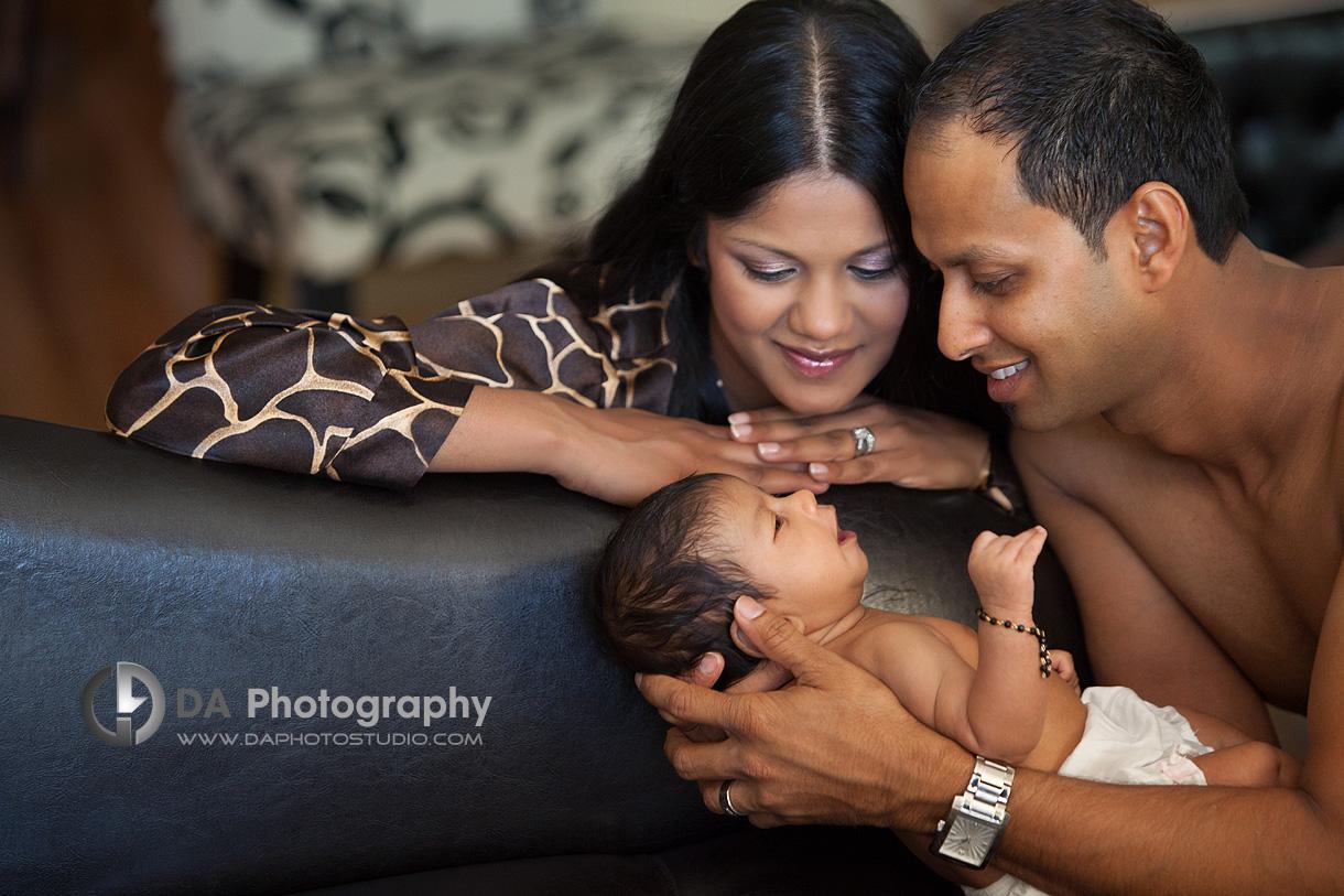 Beautiful New Addition - Family Photographer