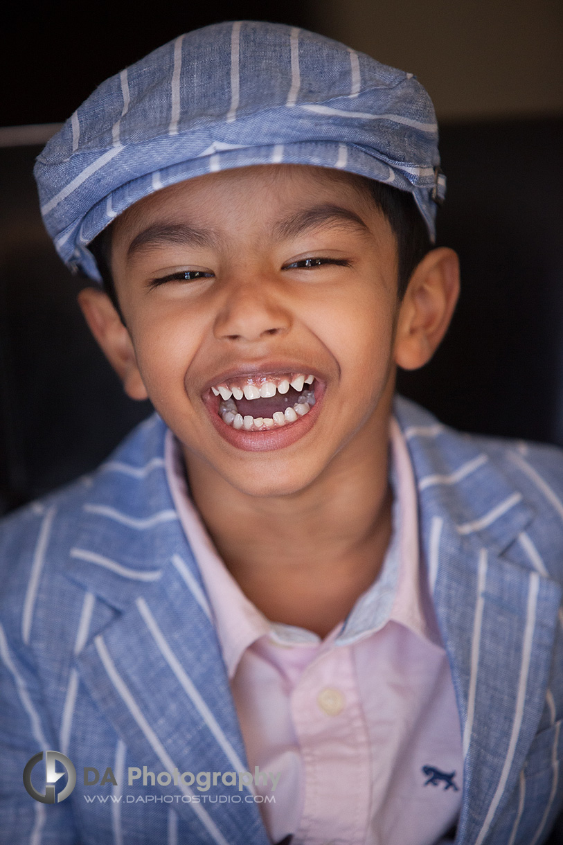 Now that's a genuine smile! - Family Photographer