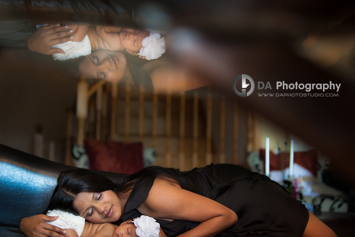 Reflected Love - Family Photographer