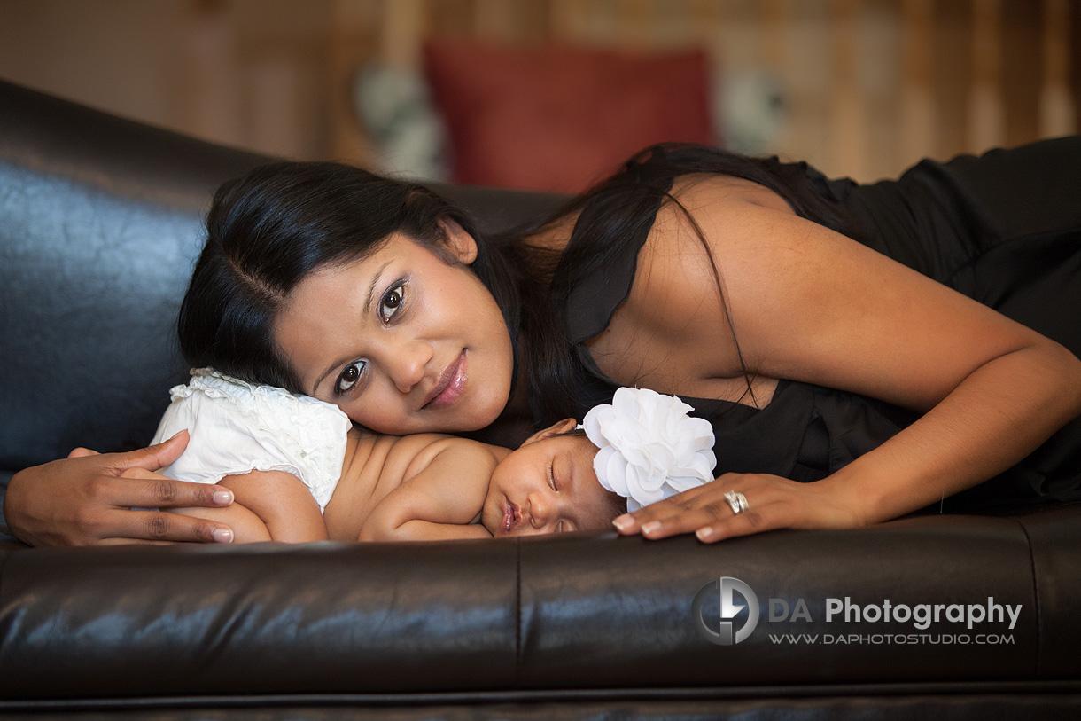 Mommy's Little Princess - Family Photographer