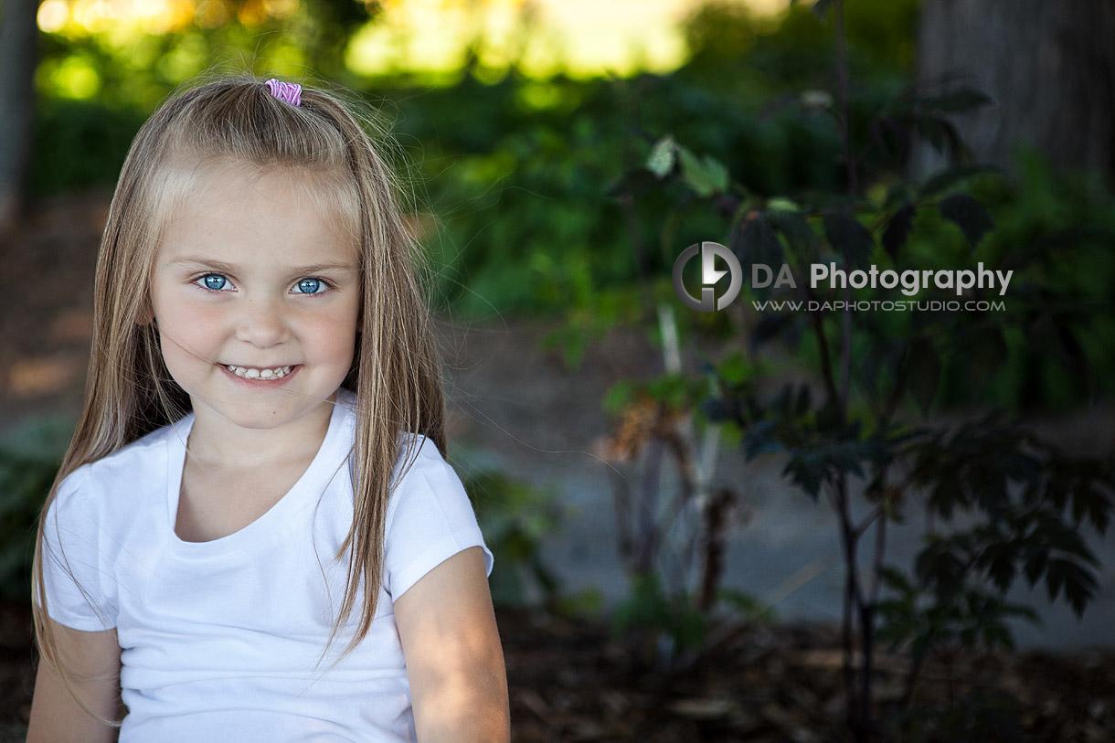 Perfect open shade light - at Gairloch Gardens, Oakville by DA Photography , www.daphotostudio.com