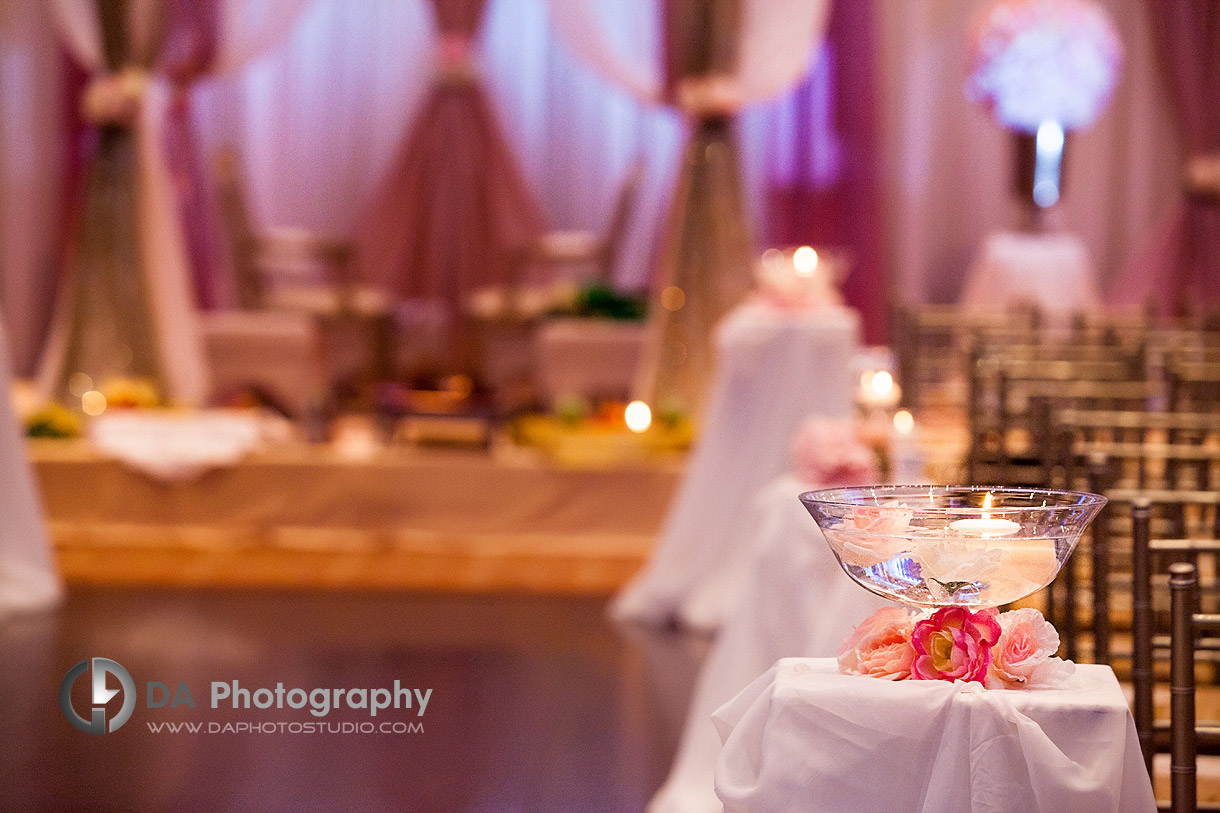 Traditional Indian Wedding Ceremony Set Up at Grand Empire Banquet Hall in Brampton