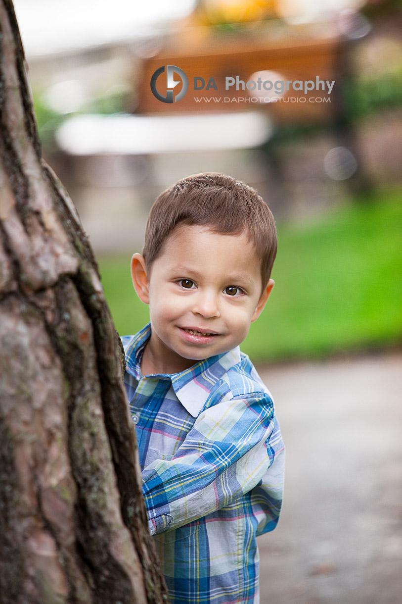 Fun Kids Portrait in Oakville