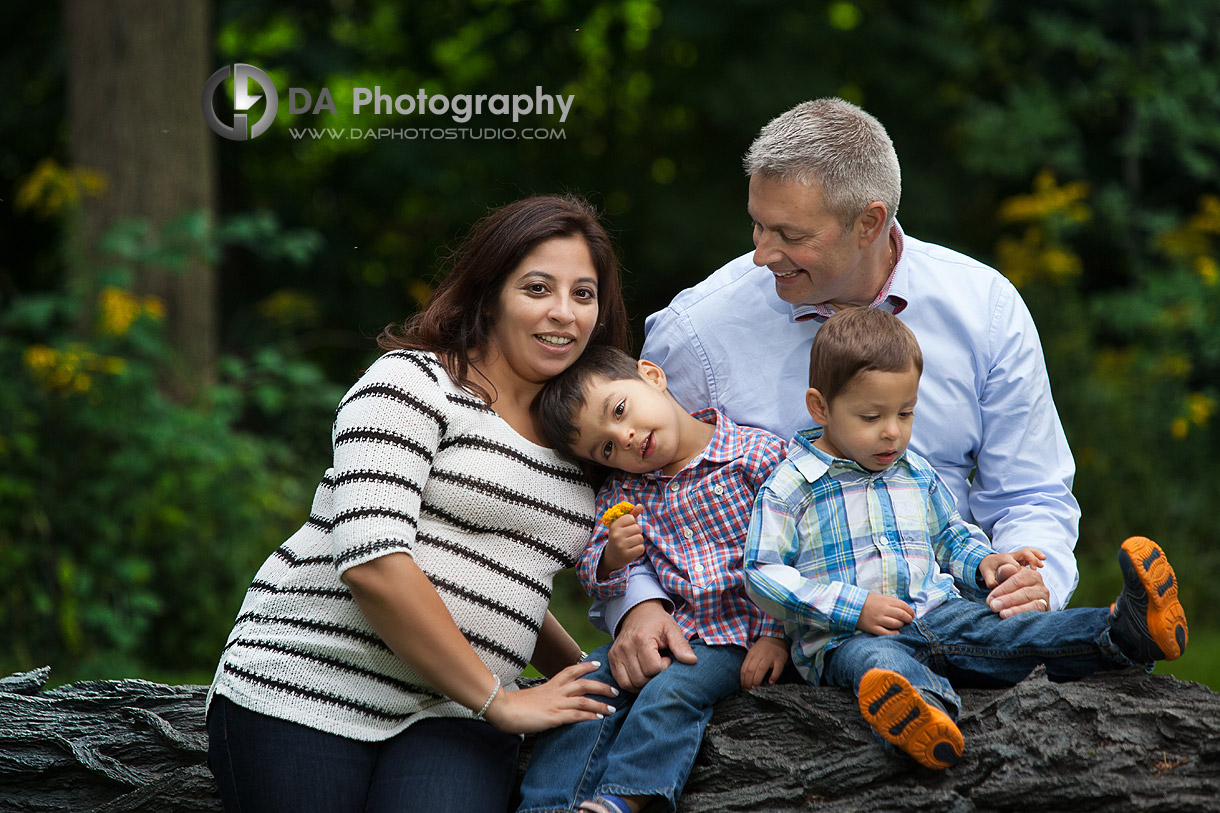 Family Photo Locations for Fall pictures