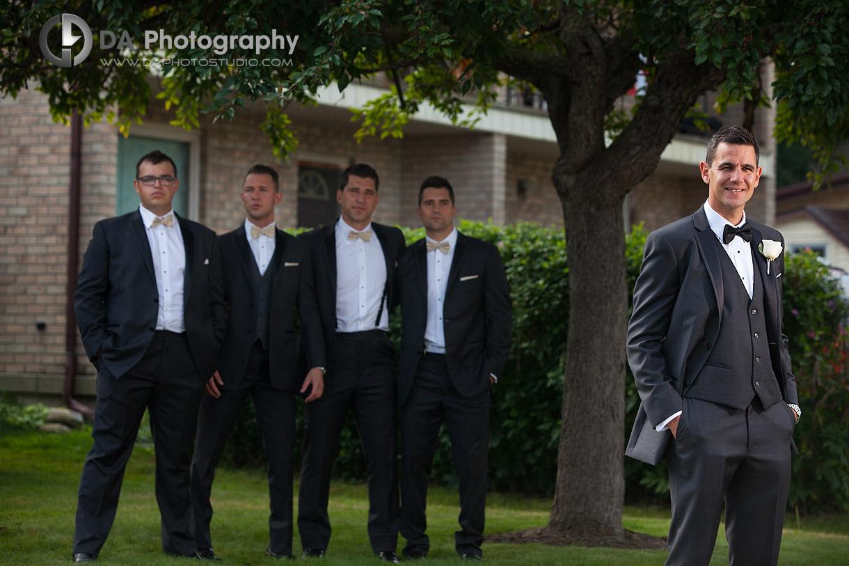 Wedding photographer in Brantford