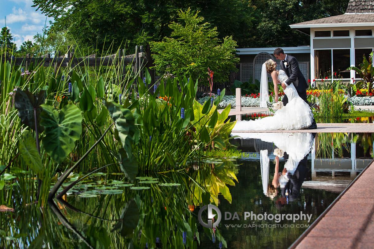 Royal Botanical Gardens Wedding Photographers