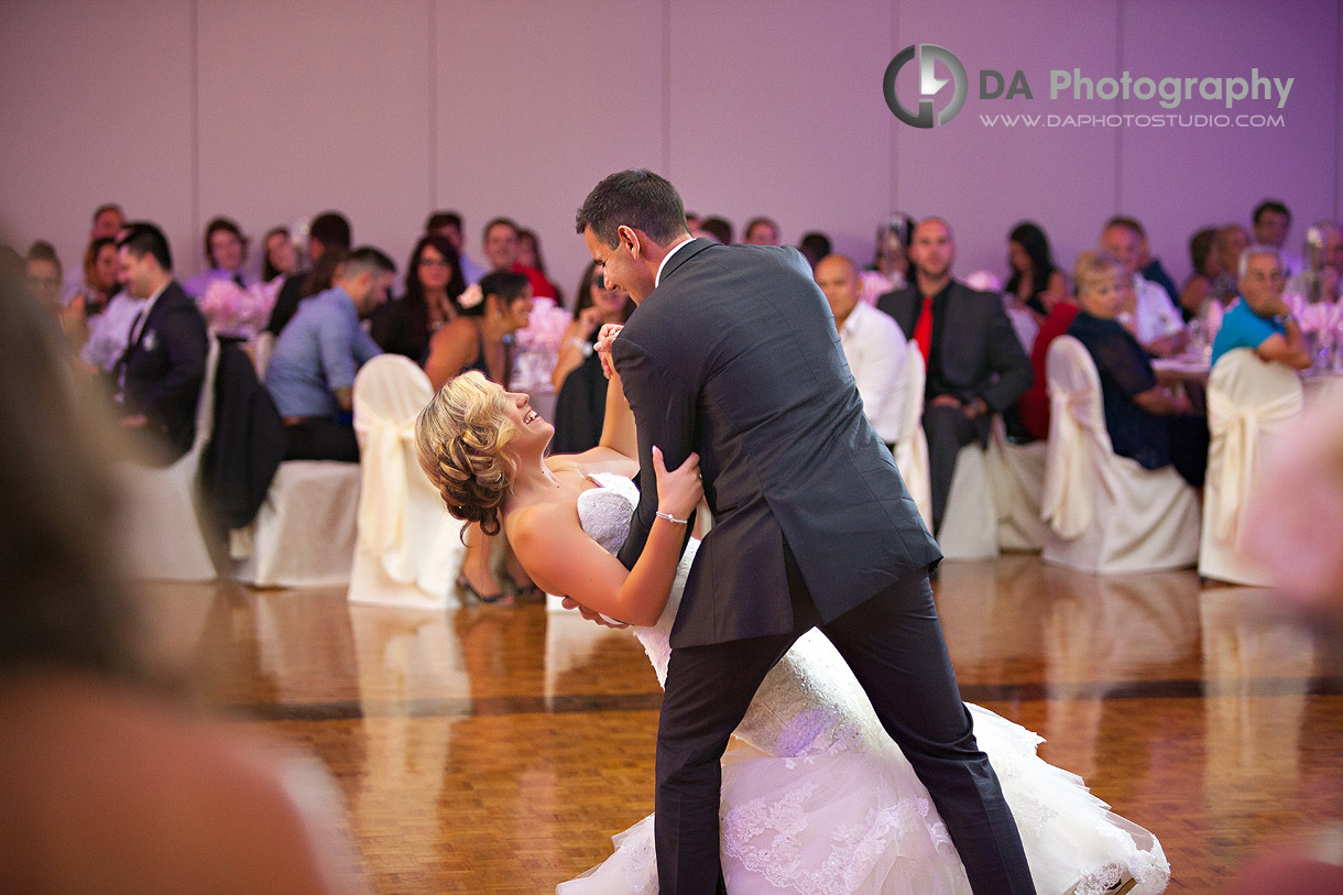Ballroom Weddings at Michelangelo's