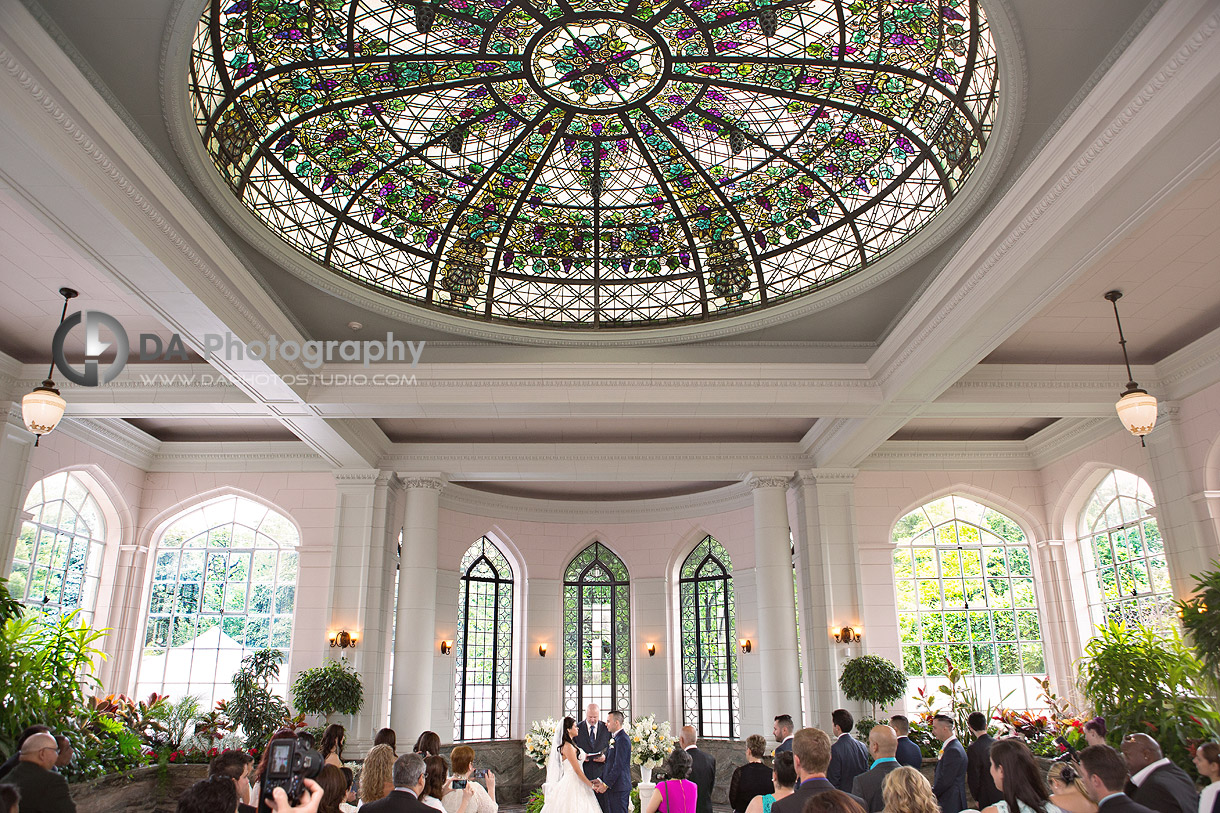 Top Wedding Photographer for Casa Loma in Toronto