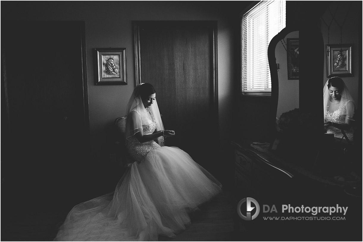 Brida in a Italian Style Wedding
