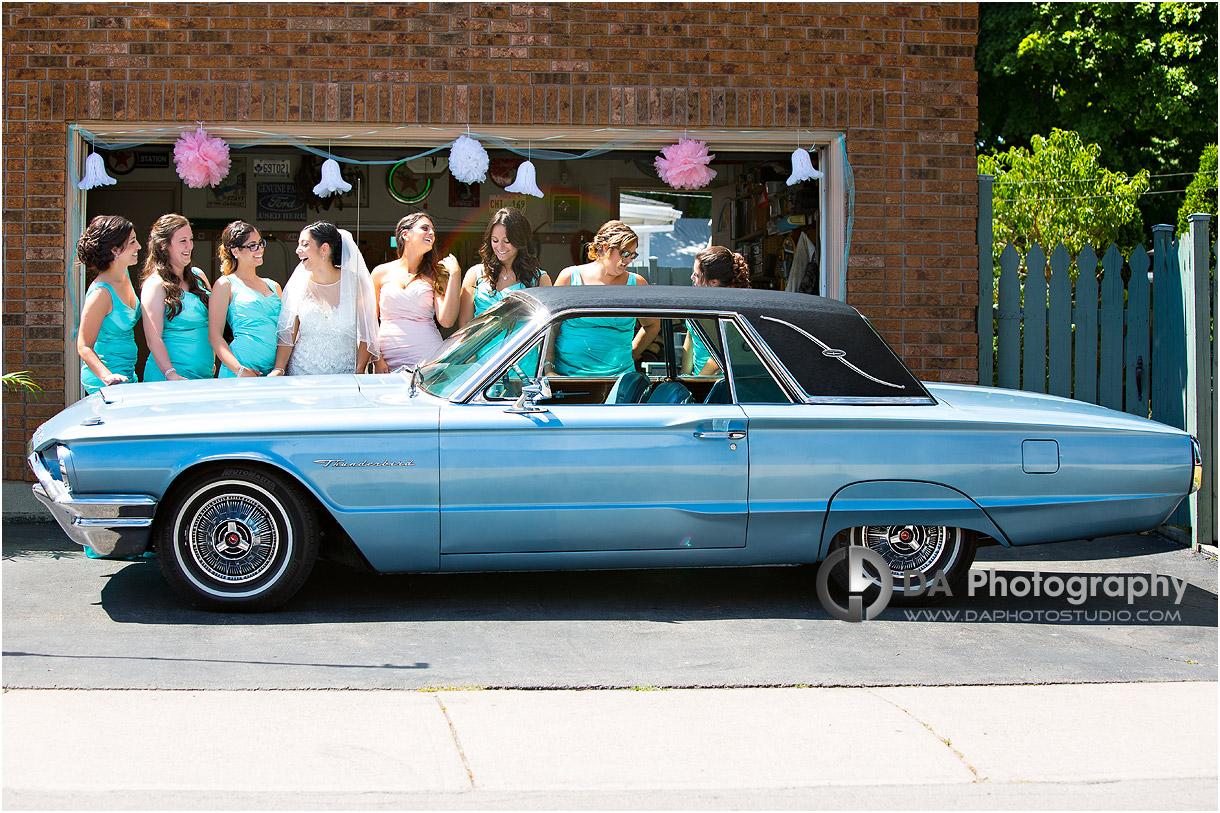 Bridesmaids Dresses at Carmen's