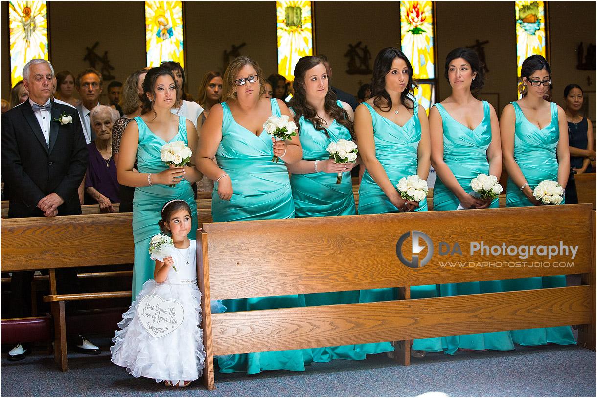 Hamilton Church Wedding
