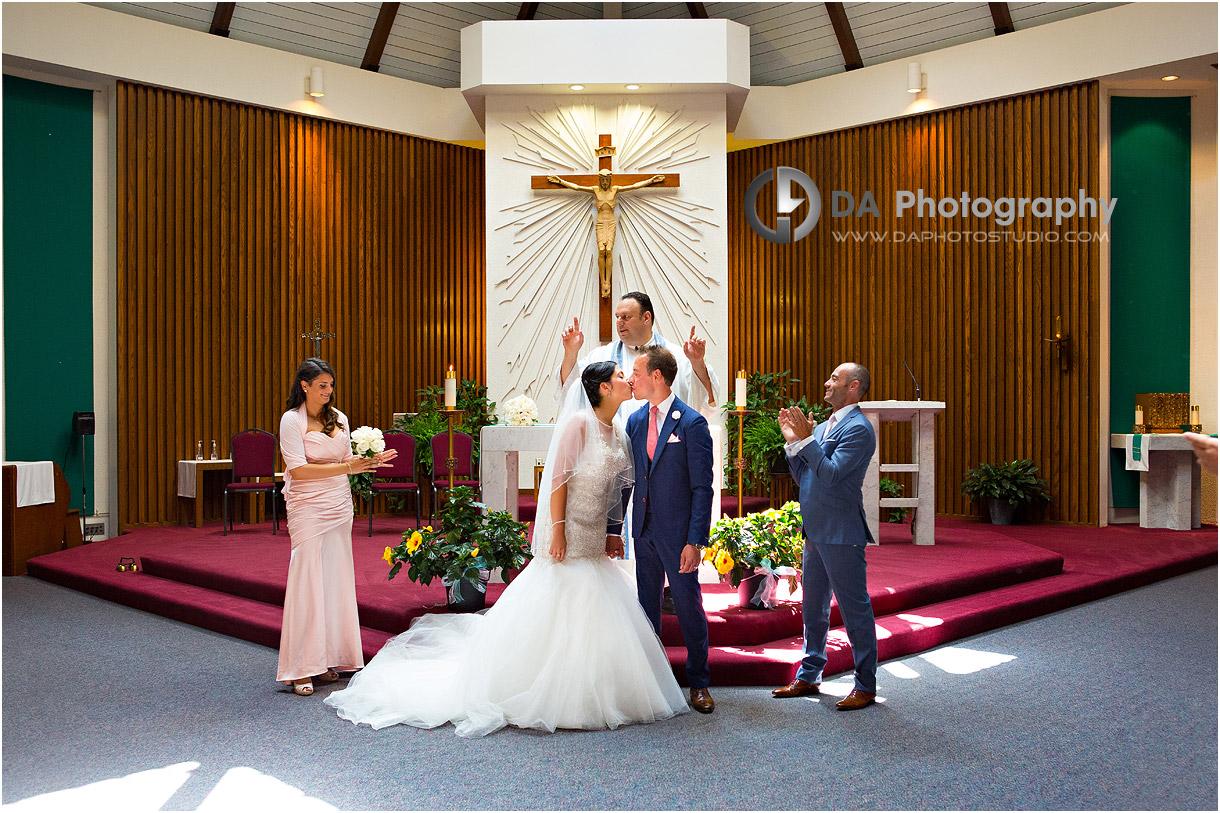 Best Hamilton Church Wedding Location