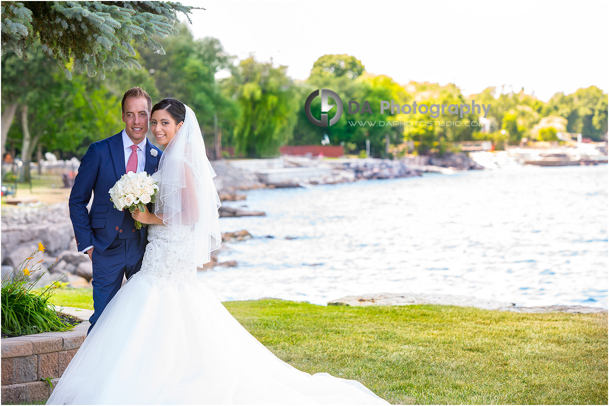 Best Stoney Creek Lake view Wedding Location