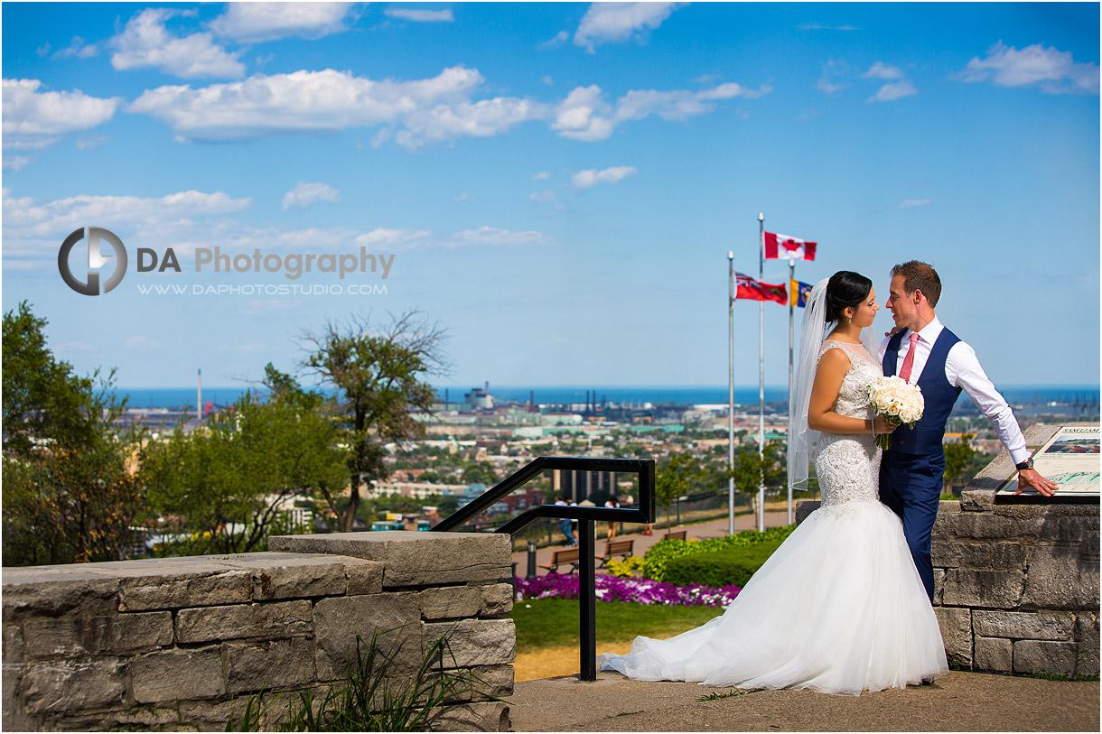 Outdoor Weddings in Hamilton