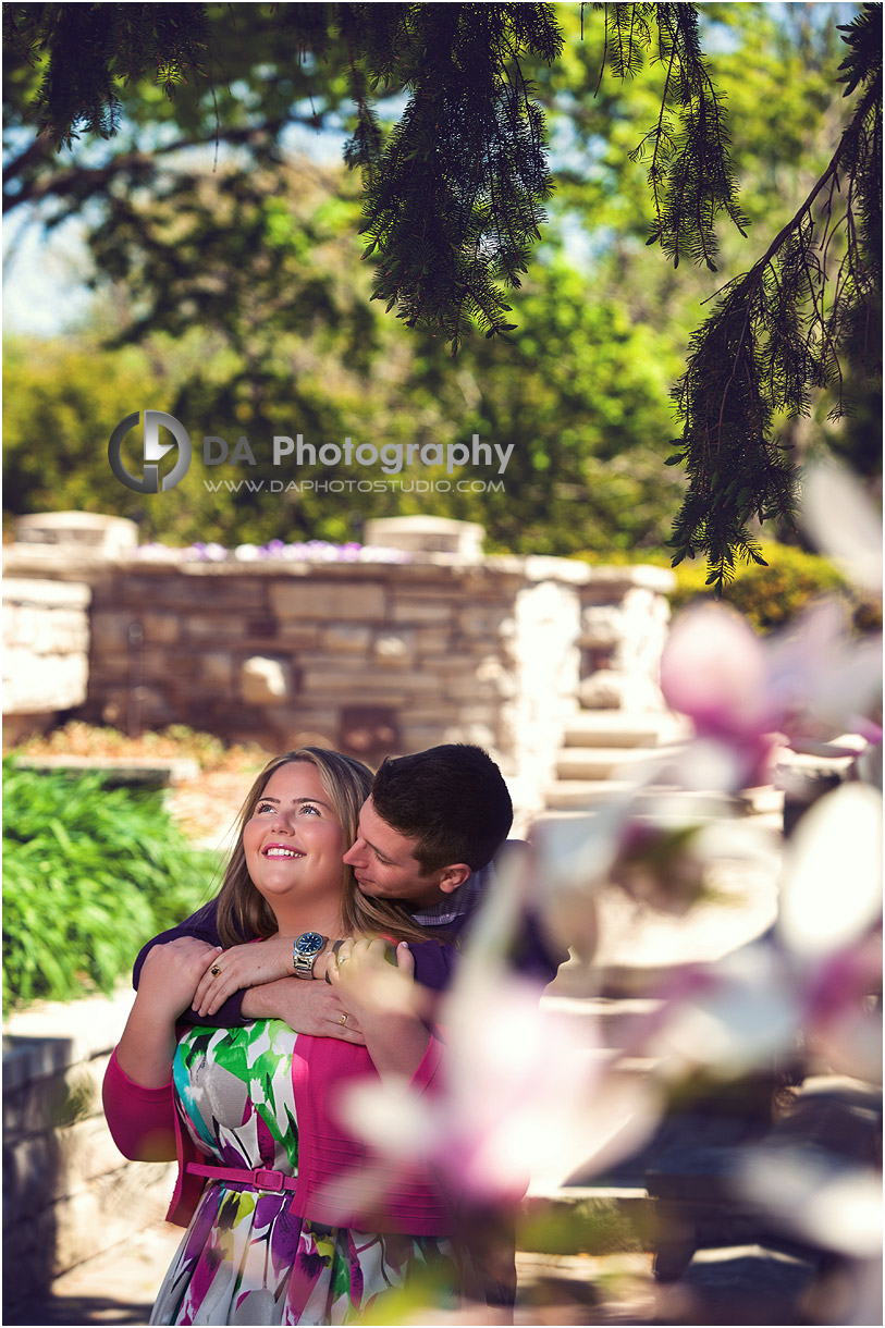 Engagement in Burlington at Paletta Mansion
