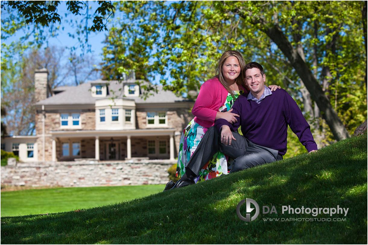 Paletta Mansion Engagement Photography