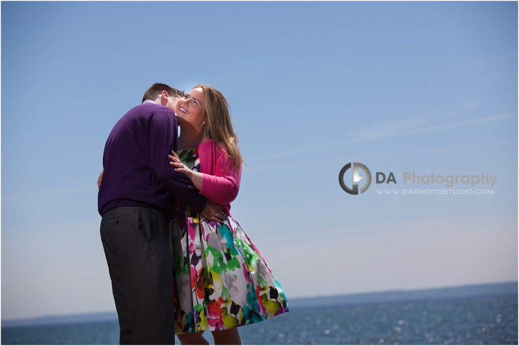 Top Engagement Photographer at Paletta Mansion in Burlington