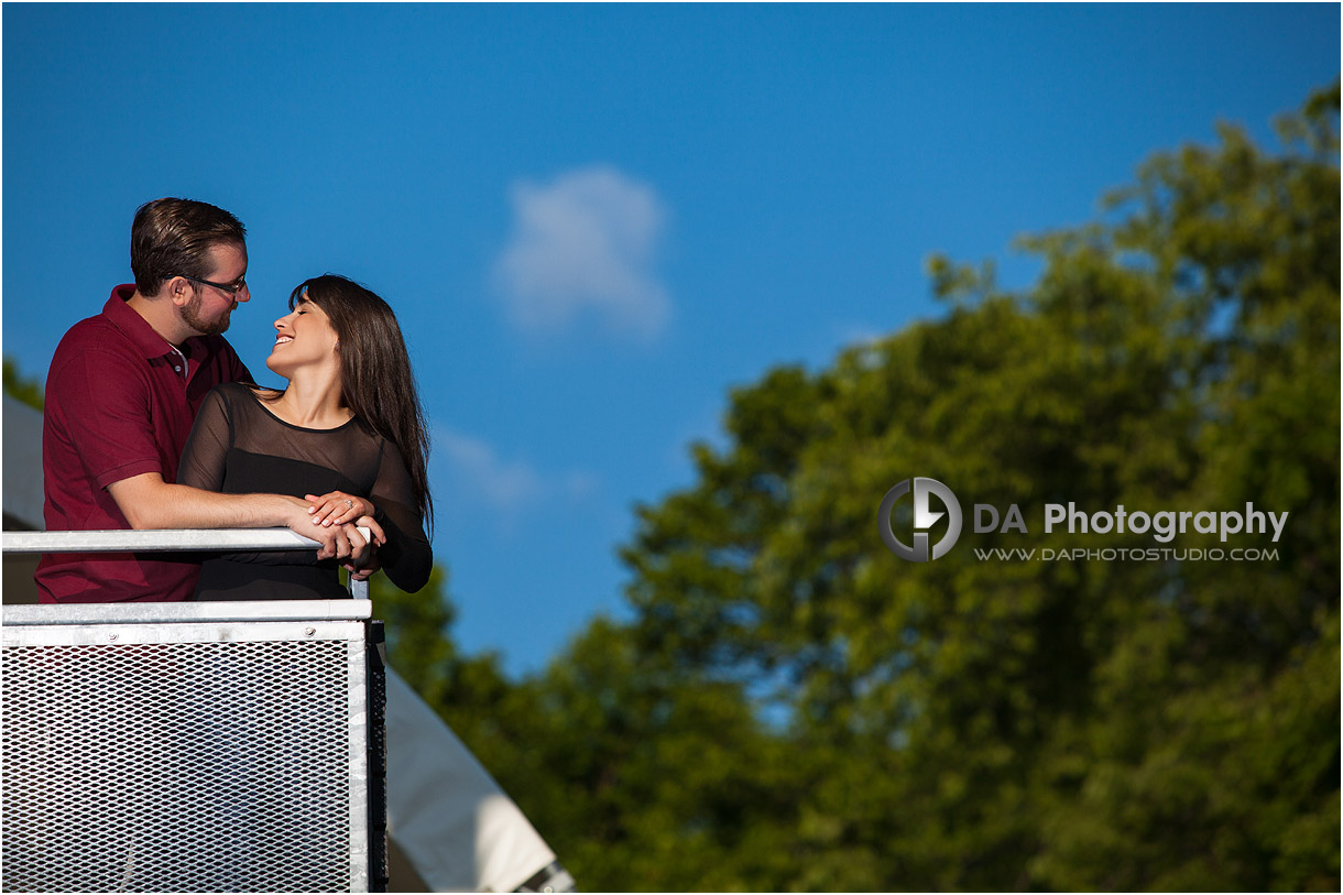 Long Point Eco-Adventures Engagement Photos