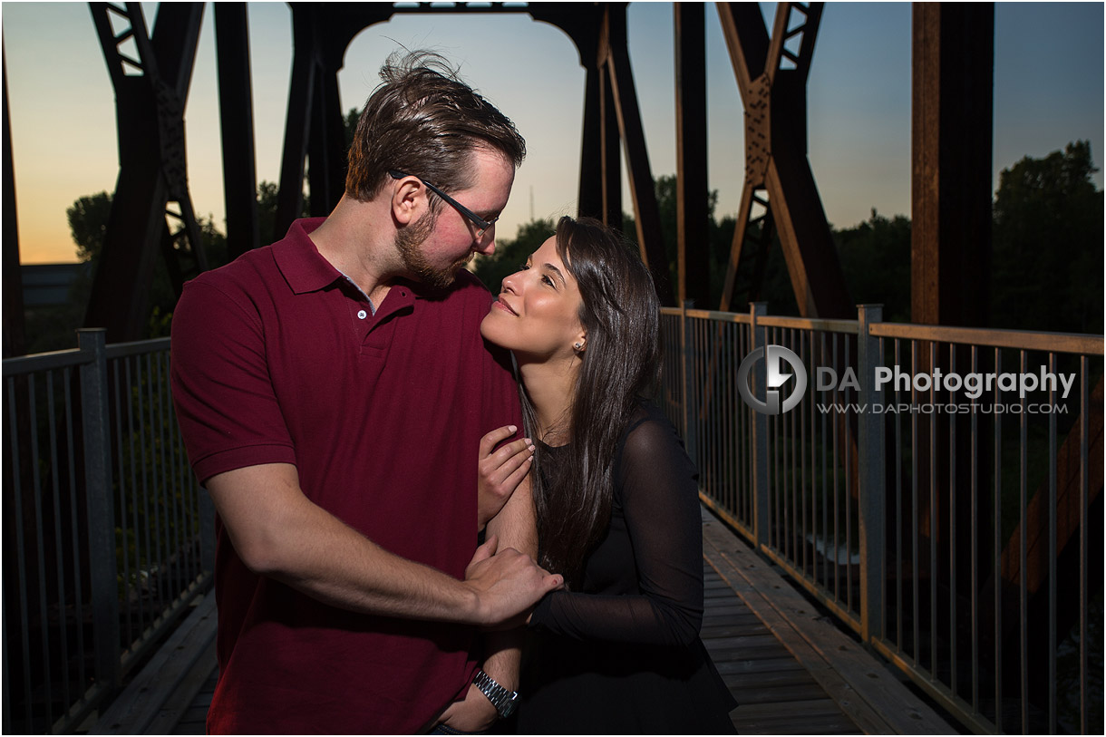 Best Simcoe Engagement Photo Location