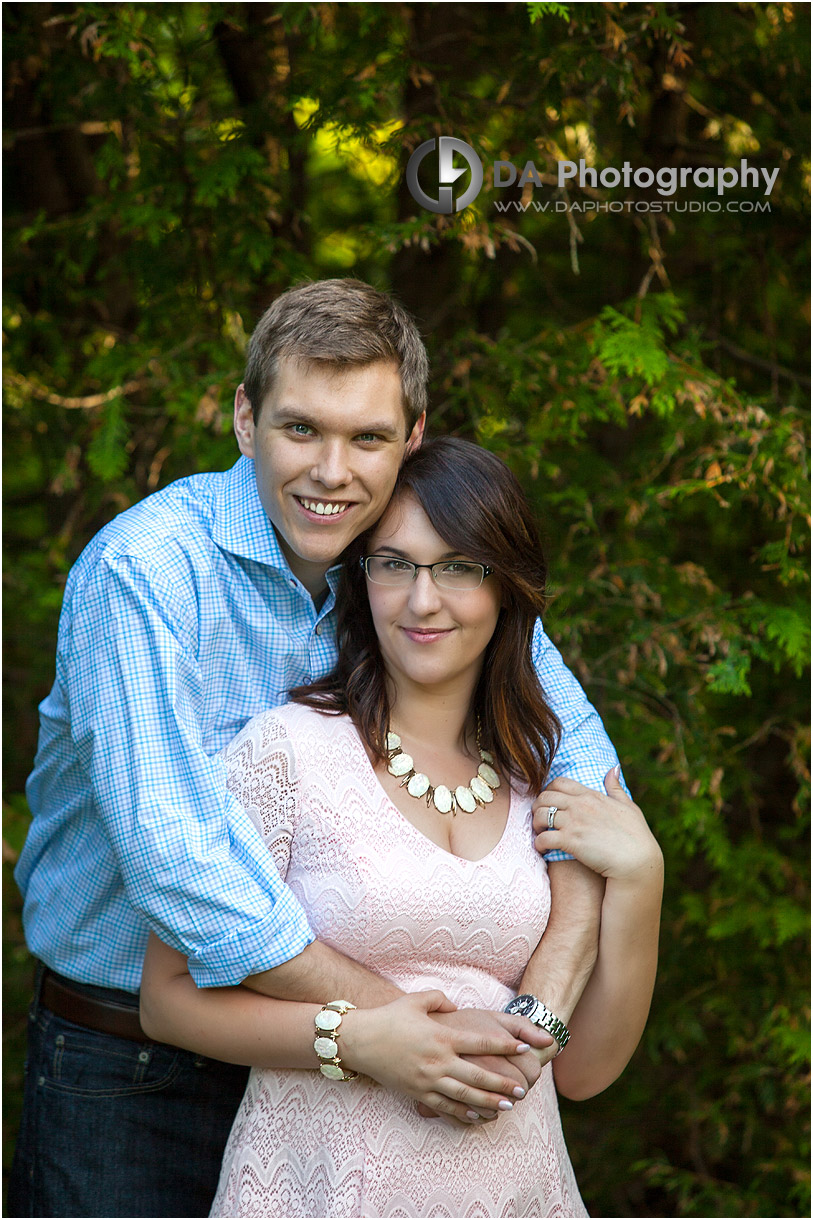 Engagement Pictures at Paletta Mansion