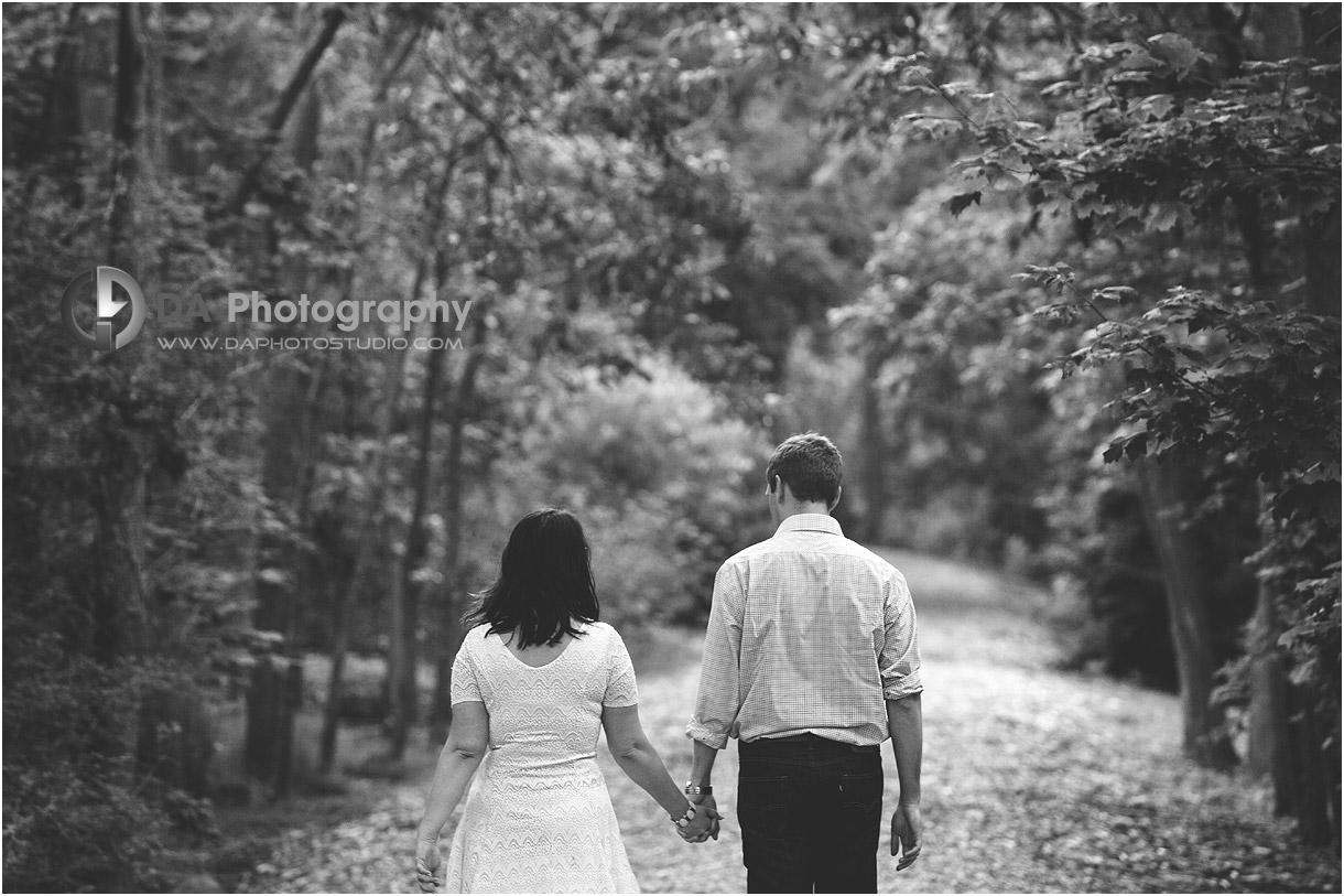 Burlington Engagement Photographers