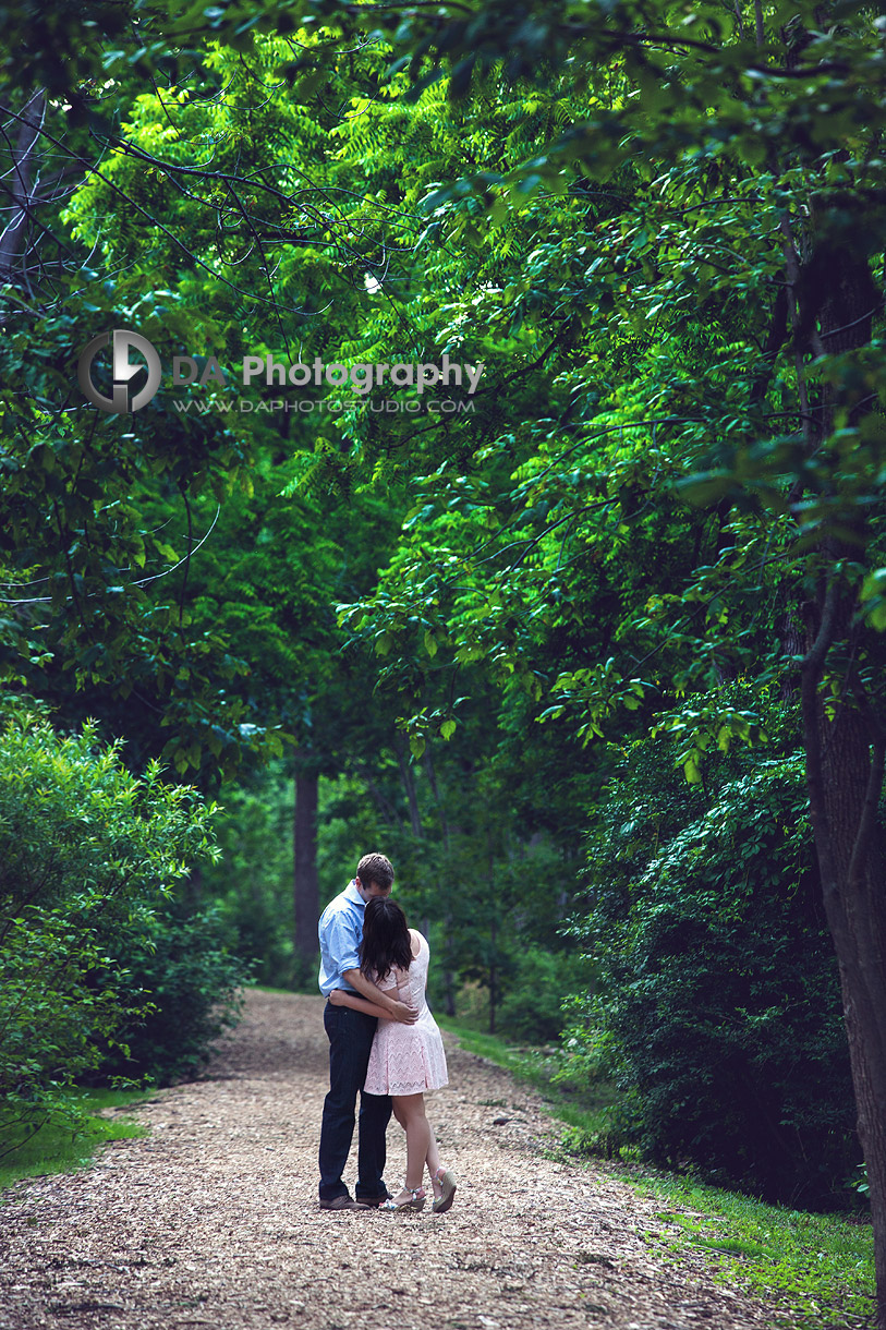 Forest Photo Session at Paletta Lakefront Park