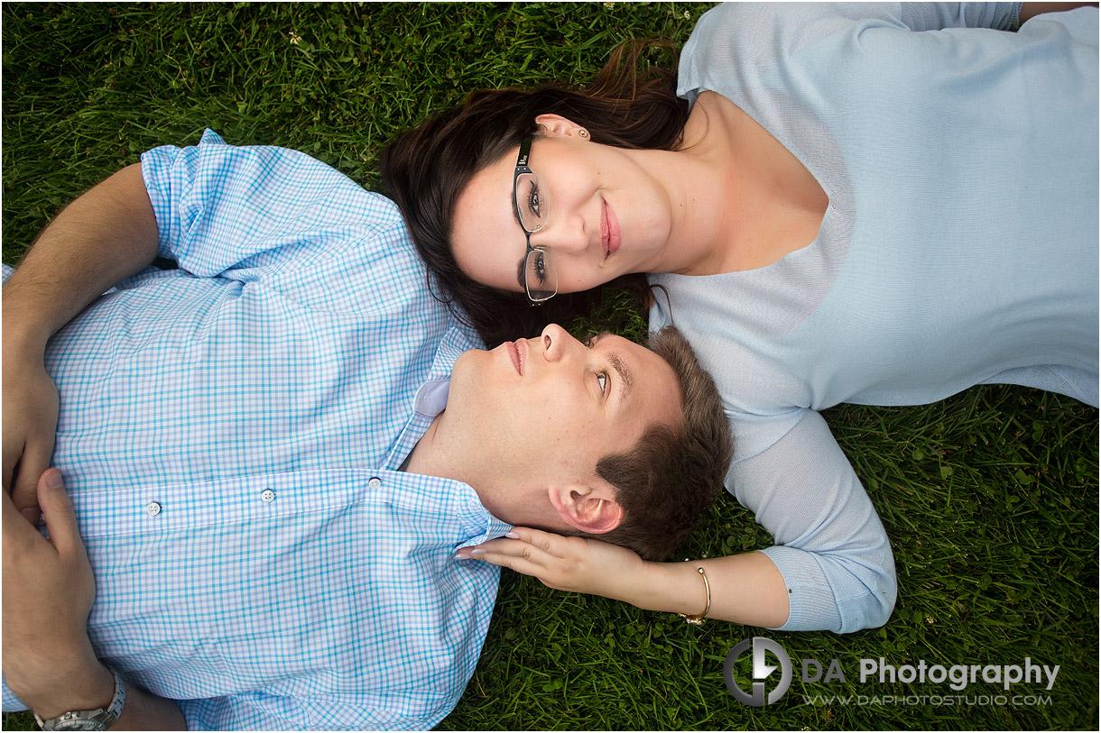 Best Burlington Engagement Photo Location