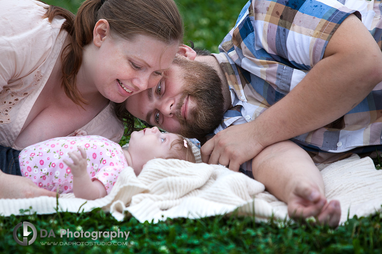 Family Session by Heart Lake Conservation family photographer